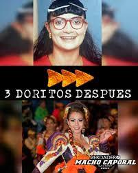 Doritos Meme - los mejores memes de 3 doritos despu礬s