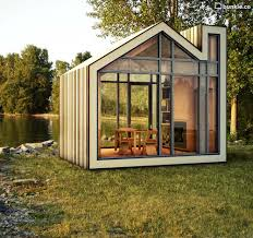 green prefab shed homes small space living by design prefab