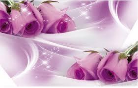 dream rose purple rose flower mural mural 3d wallpaper 3d wall dream rose purple rose flower mural mural 3d wallpaper 3d wall papers for tv backdrop model wallpaper modern wallpaper from catherine198809100