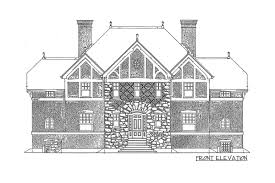 Tudor Floor Plans by Plan 11603gc Impressive English Tudor English Tudor Tudor And
