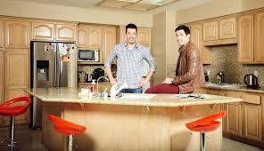 Elegant Kitchen Cabinets Las Vegas Property Brothers U0027 Glamourous Kitchen Redo