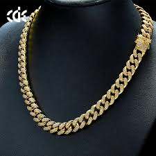 hip hop jewelry necklace images 18k gold hip hop fashion style jewelry iced out chains cheap jpg