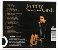 cd album johnny the in black the definitive