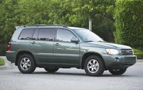 toyota highlander base price used 2004 toyota highlander for sale pricing features edmunds