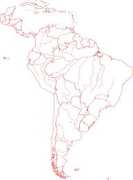 Latin America Map by Latin America 5 Continents Drive Toyota Gazoo Racing