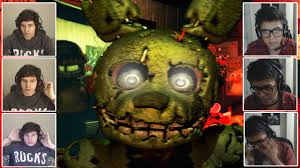 five nights at freddy s halloween horror nights o inferno voltou five nights at freddy u0027s 3 parte 1 youtube