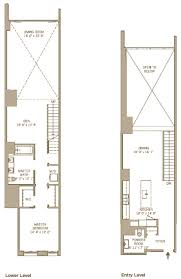 Midtown Residences Floor Plan by 72 Best Architecture Floor Plans And Details Images On Pinterest