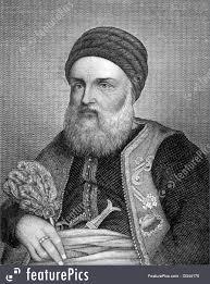 Ottoman Ruler Hussein Dey Image