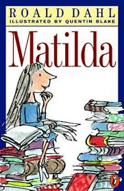 what colour paper did roald dahl write on looks from books matilda college fashion