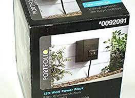 landscape lighting timer troubleshooting portfolio outdoor