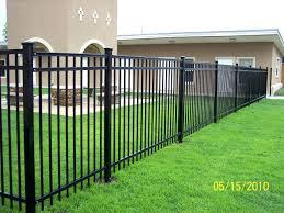 backyard fence decor patio ideas portable decorative outside dog