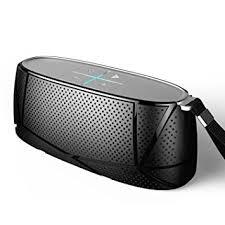 black friday stereo amazon amazon com meidong md 05 bluetooth speakers premium stereo