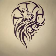 dragon dream catcher wolf tattoos designs and ideas page 51