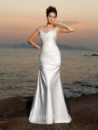 outside wedding gowns cheap beach wedding dresses online missygowns