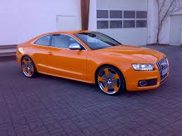 audi orange color can someone ps me an s5 in orange audi a5 forum audi s5 forum