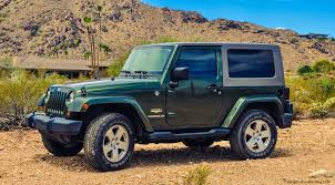 Jeep Rubicon Mpg 2007 Jeep Wrangler Sahara Review Rnr Automotive Blog