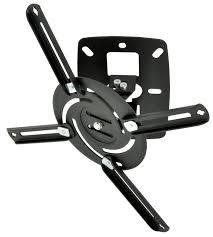 projector ceiling mount bracket with adjustable tilt u0026 rotate upto