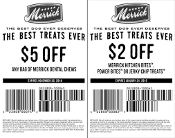 printable merrick dog food coupons 2017