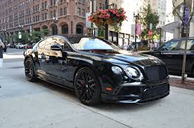 bentley black 2017 2017 bentley continental supersports stock b974 s for sale near