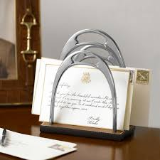 kelvin stirrup letter rack desk accessories decorative