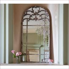 furniture oversized decorative mirrors large framed bathroom