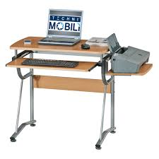 Techni Mobili Desk Assembly Instructions by Techni Mobili Computer Desk With Cpu Stand Cherry Walmart Com