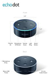 amazon black friday z wave devices amazon echo dot extends alexa u0027s reach to every room a review