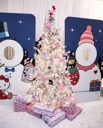 Hello Kitty Christmas Tree Decorations My Mini Pink Hello Kitty Christmas Tree Yay Target Mini