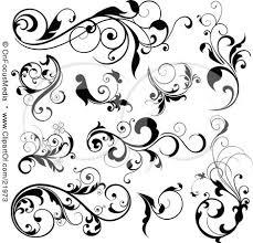 579 best swirl designs images on stencils arabesque