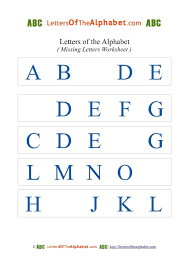 printable missing letters quiz missing alphabet letters worksheet worksheets for all download and