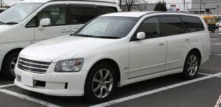 skyline wagon nissan stagea the wagon version of skyline image 1