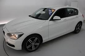 white bmw 1 series sport bmw 1 series 116d sport 5dr white 2014 in crawley sussex