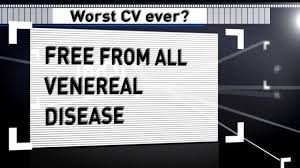 Worst Resumes Ever Worst Cv Ever When Honest May Not Be Best Youtube