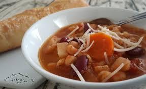 cuisine à la mijoteuse soupe minestrone à la mijoteuse un classique de la cuisine italienne