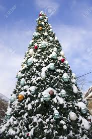 large christmas tree christmas decor
