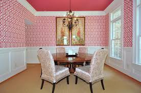 traditional dining room with carpet by sara roche zillow digs