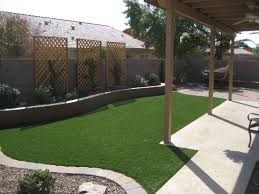 Simple Backyard Landscapes  Beautiful And Simple Backyard - Simple backyard design ideas