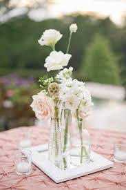 Vases For Bridesmaid Bouquets Best 25 Bud Vases Ideas On Pinterest Table Flowers Greenery