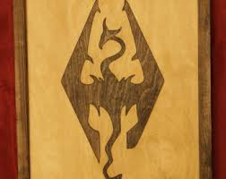overwatch wooden inlay wall