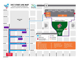 Las Americas Map by 2017 Race Day Information Chevron Houston Marathon