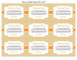 books for baby invitation inserts for baby shower pumpkin