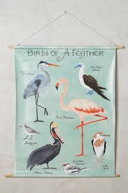 home decor like anthropologie birds of a feather tapestry wall art anthropologie