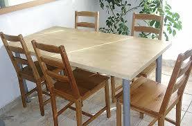 table de cuisine chaise cuisine table de cuisine pliante avec chaises intégrées high