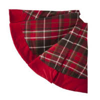 plaid tree skirt top 10 christmas tree skirts mydomaine