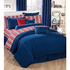 Duvet Covers For Queen Bed Denim Bedding Blue Jean Comforters Stonewash Indigo Bed Sets