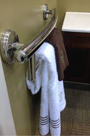 Towel Decoration For Bathroom by Best 20 Grab Bars Ideas On Pinterest U2014no Signup Required Ada