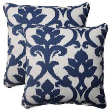 Blue Outdoor Cushions Decor Throw Pillows Target For A Naturally Relaxed Look