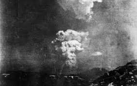august 6 1945 the us destroys hiroshima with an atomic bomb
