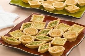 bases for canapes bases para canapés arosa comida prática