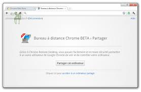 bureau distance chrome bureau à distance chrome propose la prise en de pc en